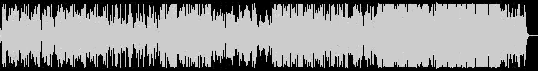 美しく清らかな弦管楽器シンセサウンドの未再生の波形