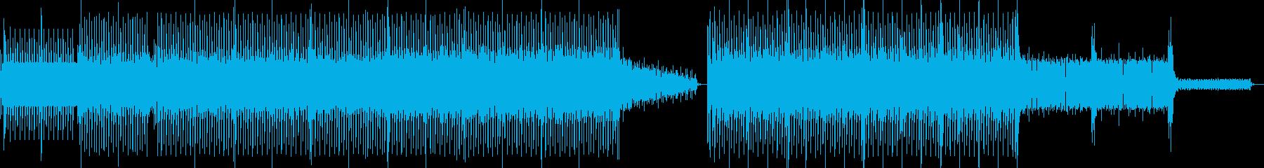 低音リズムが特徴的なシックなサウンドの再生済みの波形