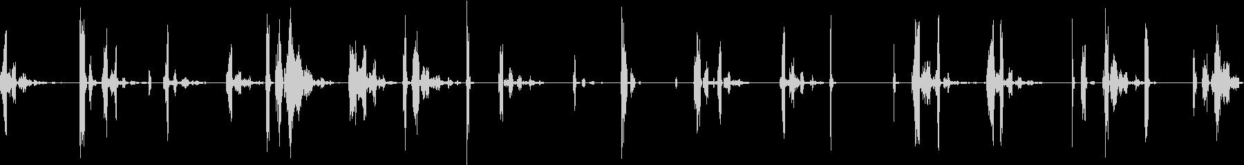 エイリアン送信:ヘビーリーブローク...の未再生の波形