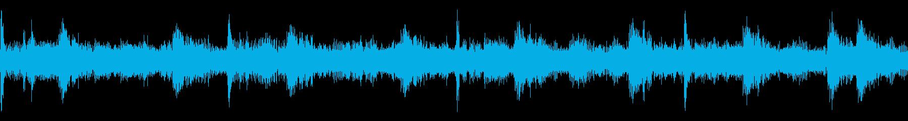 トランスギター,イベント告知ループverの再生済みの波形