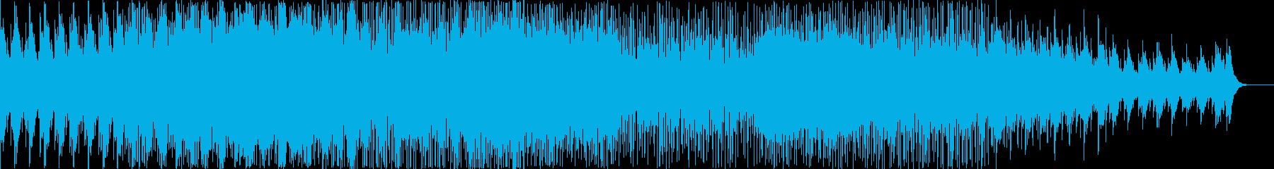 動画 サスペンス アクション クー...の再生済みの波形