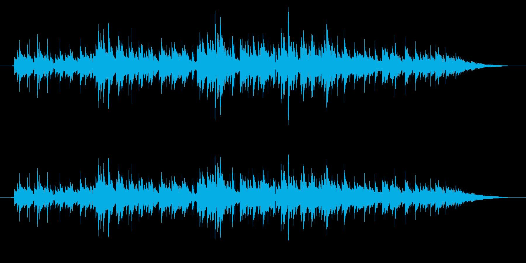 Higashi Yoshinoの再生済みの波形