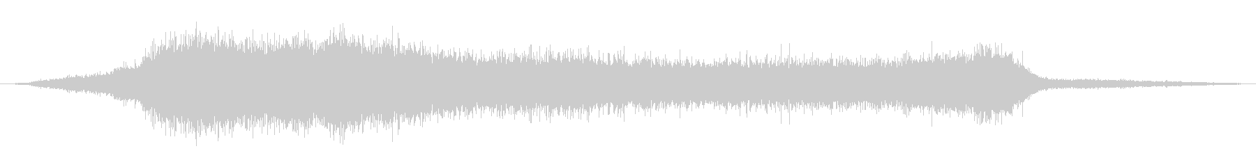 マグレブシンギング0-30の未再生の波形