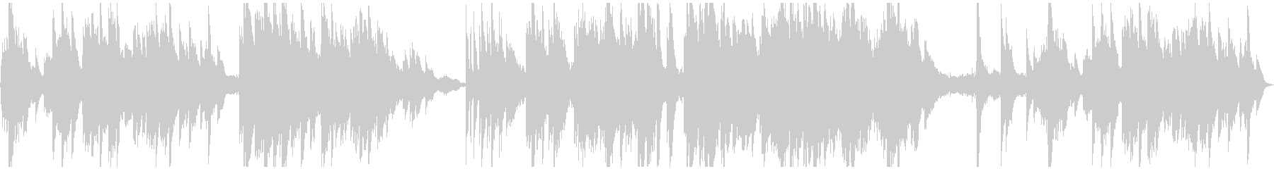Pianoforte Solo。テ...の未再生の波形