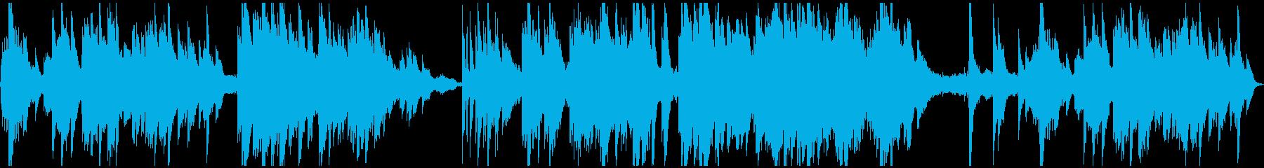 Pianoforte Solo。テ...の再生済みの波形