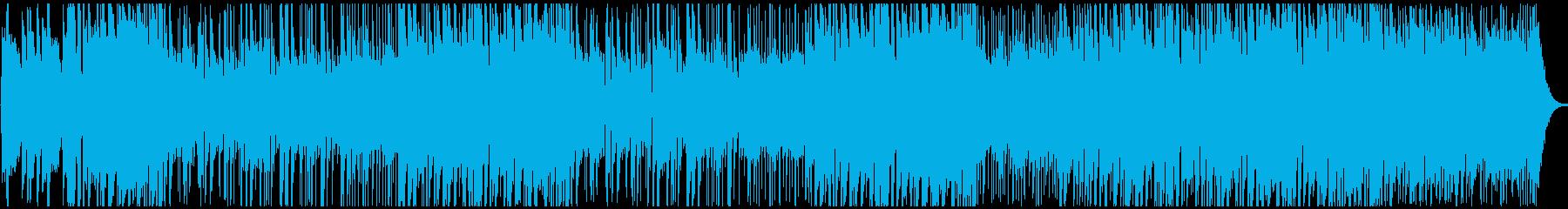 新世紀エレクトロニクス アンビエン...の再生済みの波形
