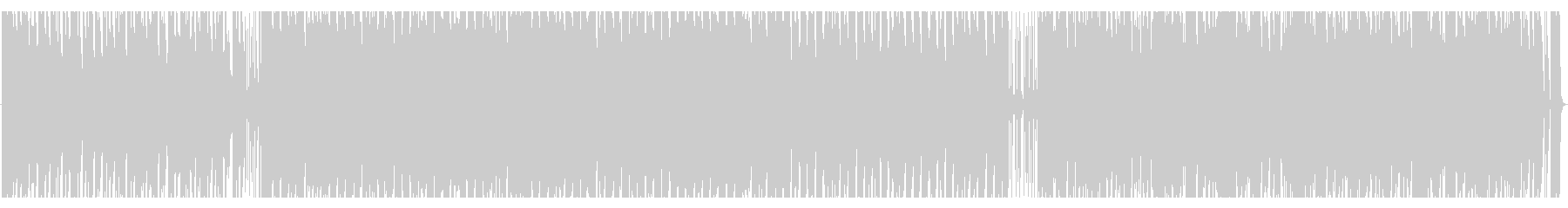 キラキラ/エレクトロポップNo388_3の未再生の波形