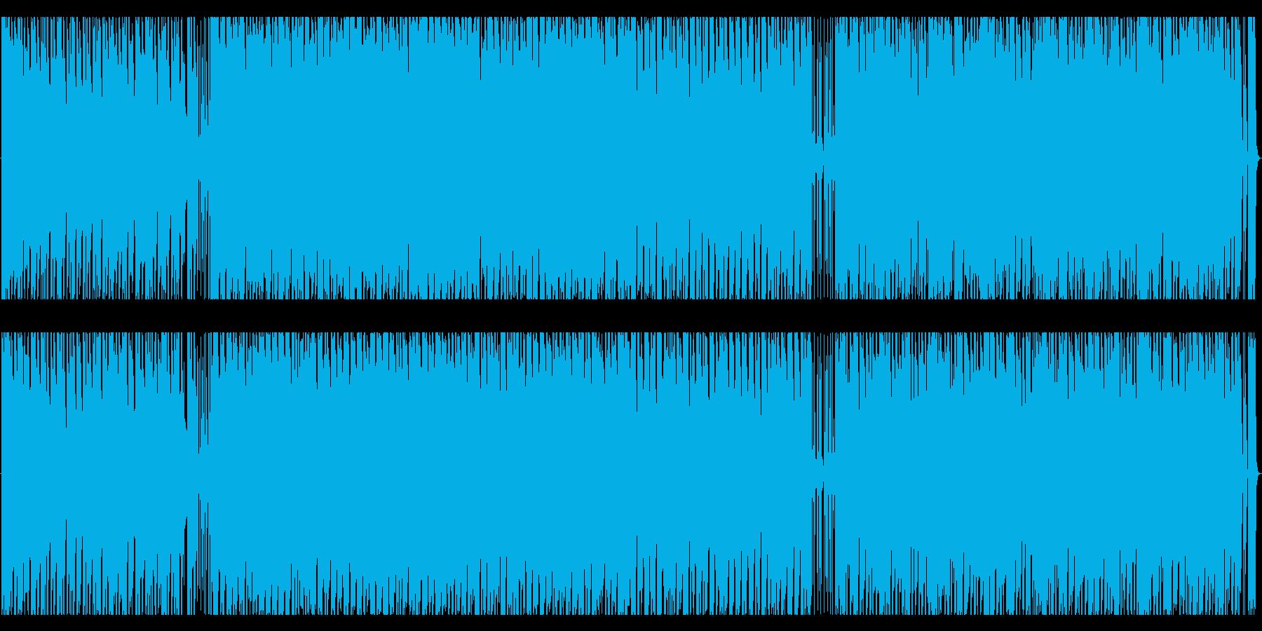 キラキラ/エレクトロポップNo388_3の再生済みの波形