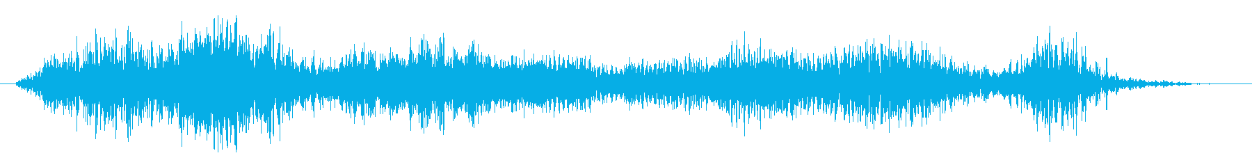 中世 ゲートメタルラージオープン01の再生済みの波形