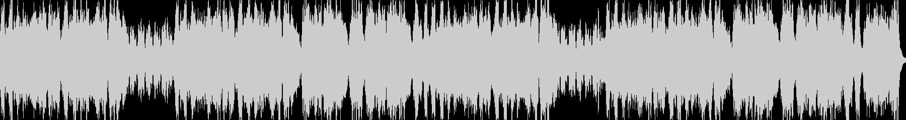 ロシア風オーケストラワルツ_ループの未再生の波形