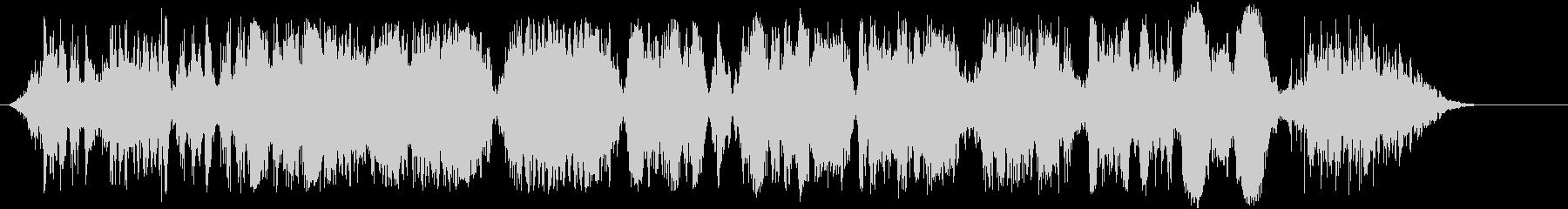 サンフェルミンバッスルとチュピナゾスの未再生の波形