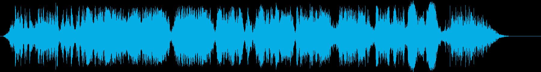 サンフェルミンバッスルとチュピナゾスの再生済みの波形