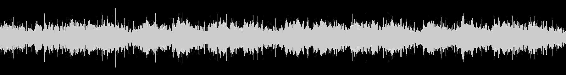 Piano lounge music loop's unreproduced waveform