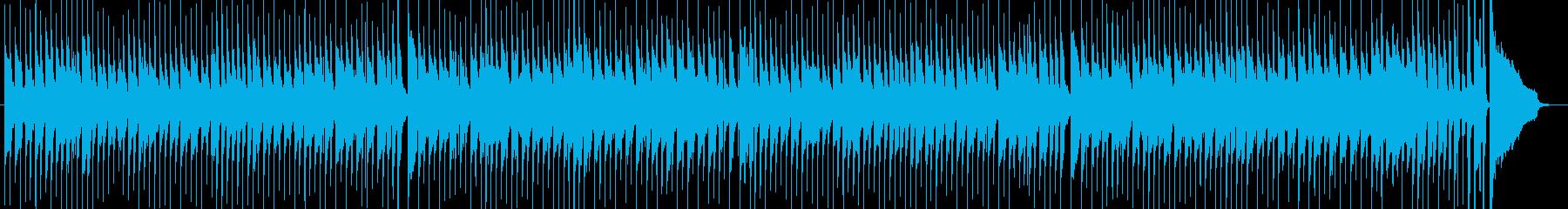 クリスマスの定番!単純明快なジングルベルの再生済みの波形