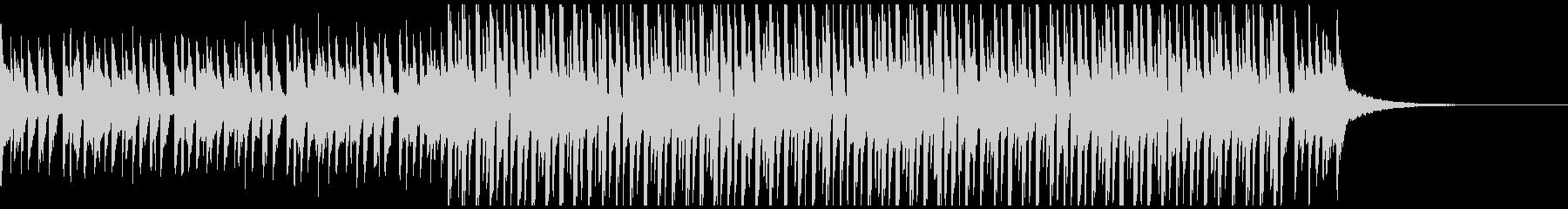 ダンスパーティー(60秒)の未再生の波形