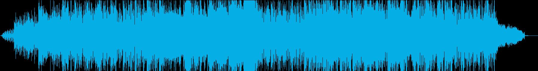 ワイルド 楽しい ゲーム ポップの再生済みの波形