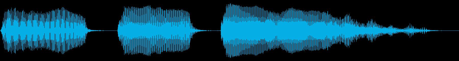 明るい トランペット フレーズ 上昇 の再生済みの波形
