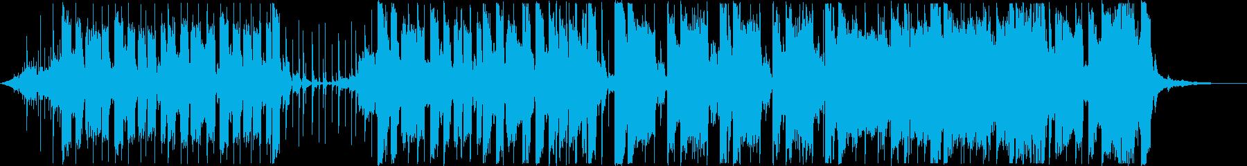 伝統的 ジャズ ビバップ ポップ ...の再生済みの波形