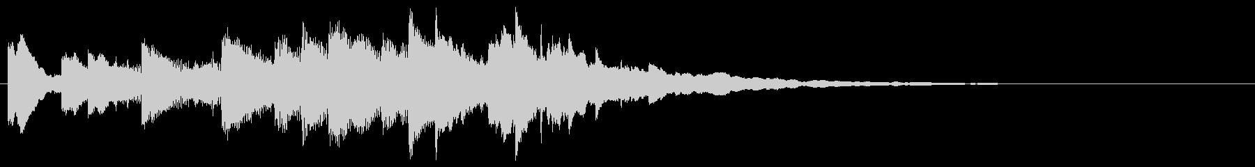ツンツツンキラキララーン(アイキャッチ)の未再生の波形