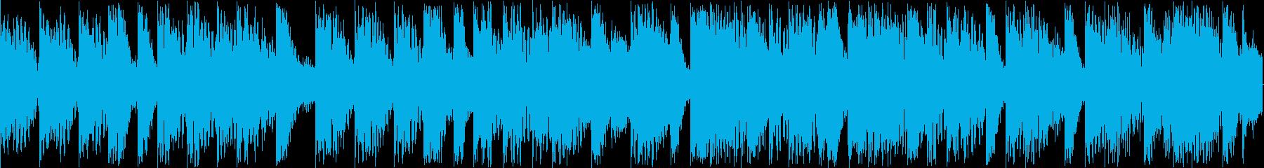 ゲームのBGM用に作成した日本風でコミ…の再生済みの波形