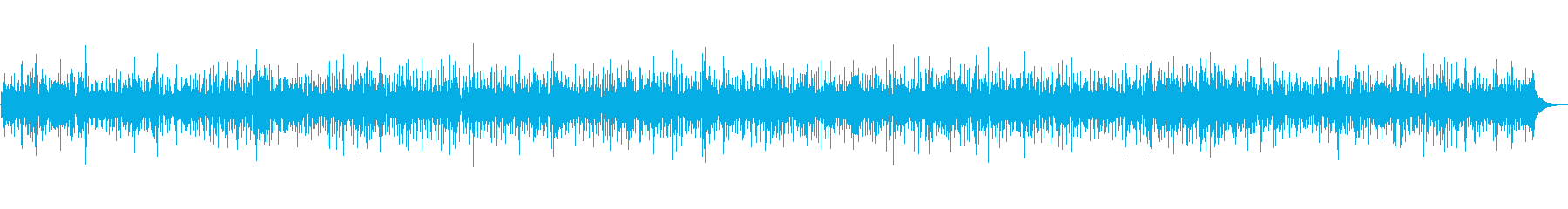 BGM|エレピの音色が心地よいJAZZの再生済みの波形