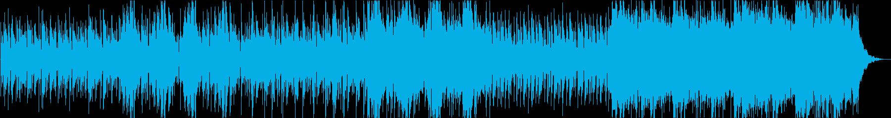 フォーク、ポップ、アンビエント、カ...の再生済みの波形