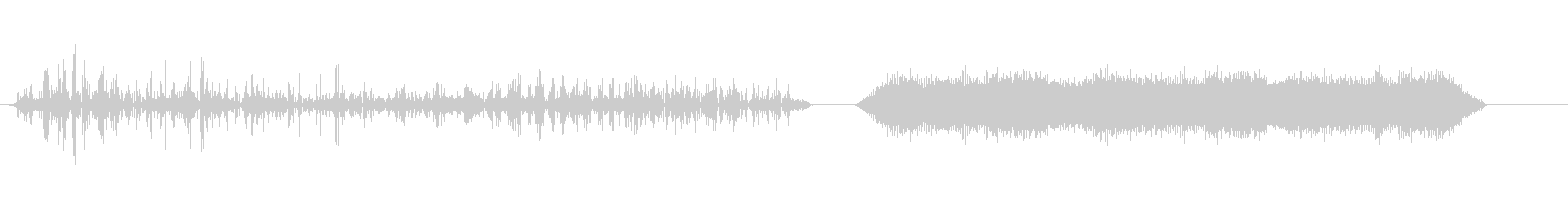 シガー-グリロスの未再生の波形