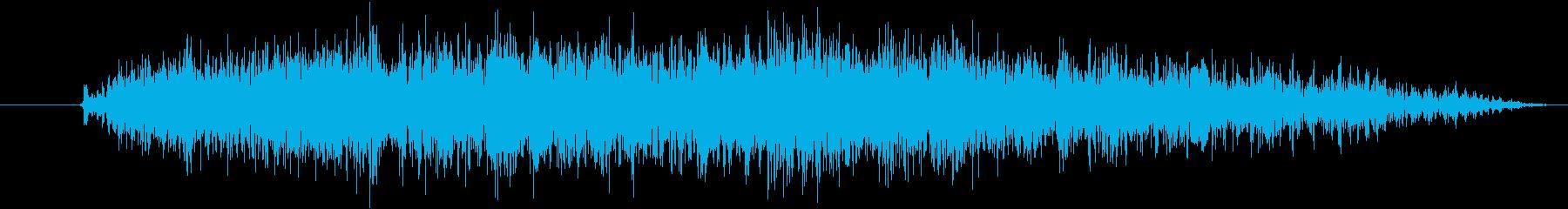 トランプシャッフル:開始、カードな...の再生済みの波形