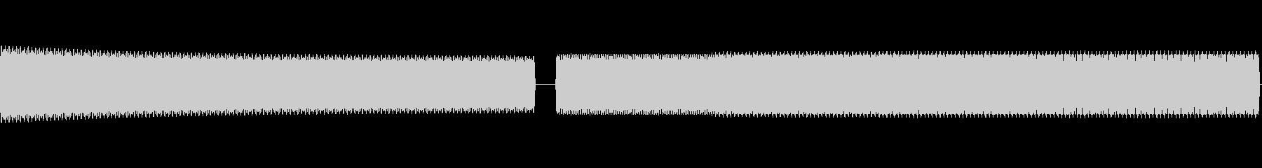 パルス、ハイ、ファースト、ノイズ、...の未再生の波形