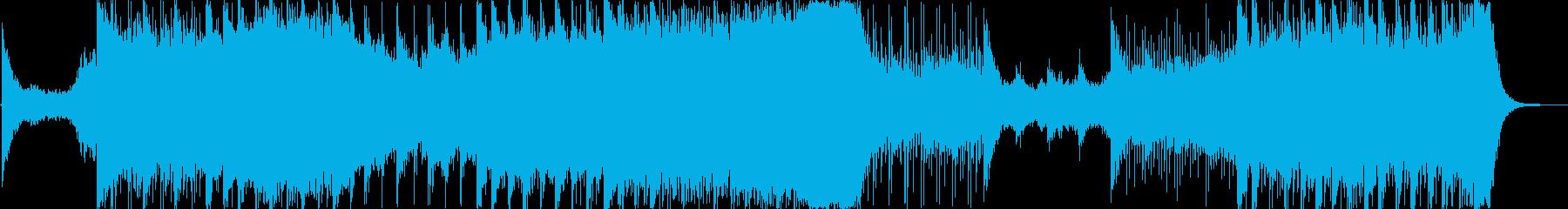 動画 説明的 勝利者 希望的 エキ...の再生済みの波形