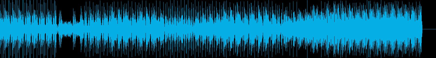 チルアウト/アシッドジャズグルーブ...の再生済みの波形