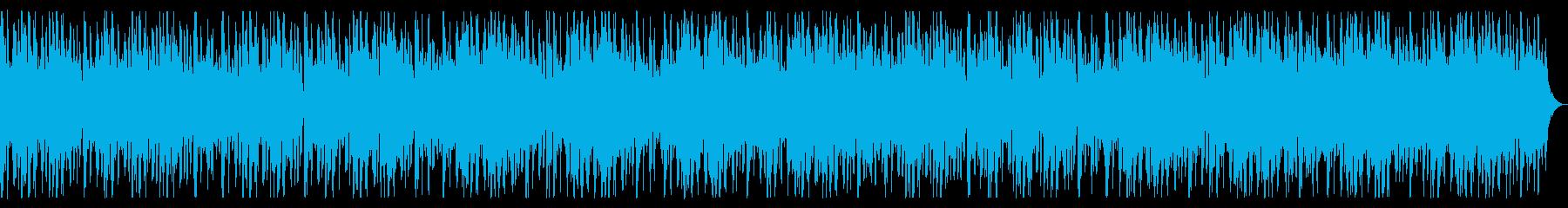 神秘的/サイケデリック_614_1の再生済みの波形