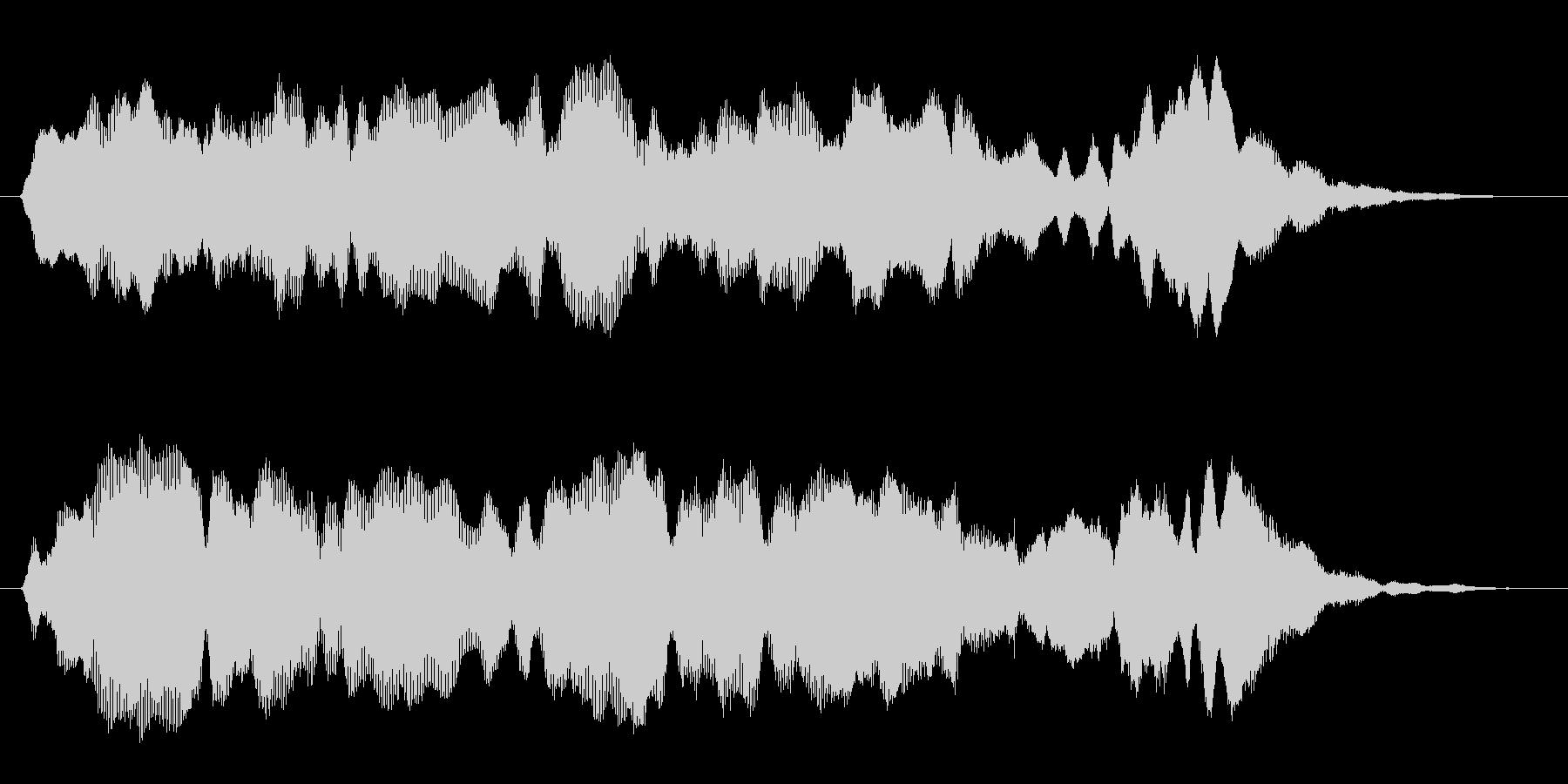 ファーン、キンコン(宇宙、幻想的、風)の未再生の波形