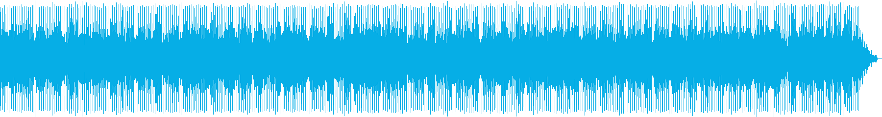 Light techno pops's reproduced waveform
