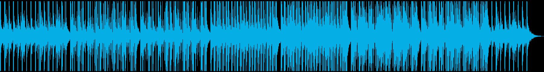 コーポレート 移動 パーカッション...の再生済みの波形