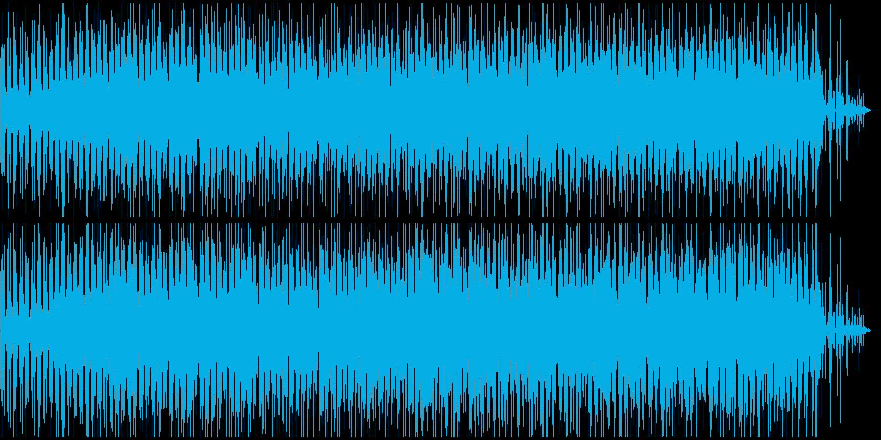 ★上品で★優しい印象の★JAZZっぽい曲の再生済みの波形