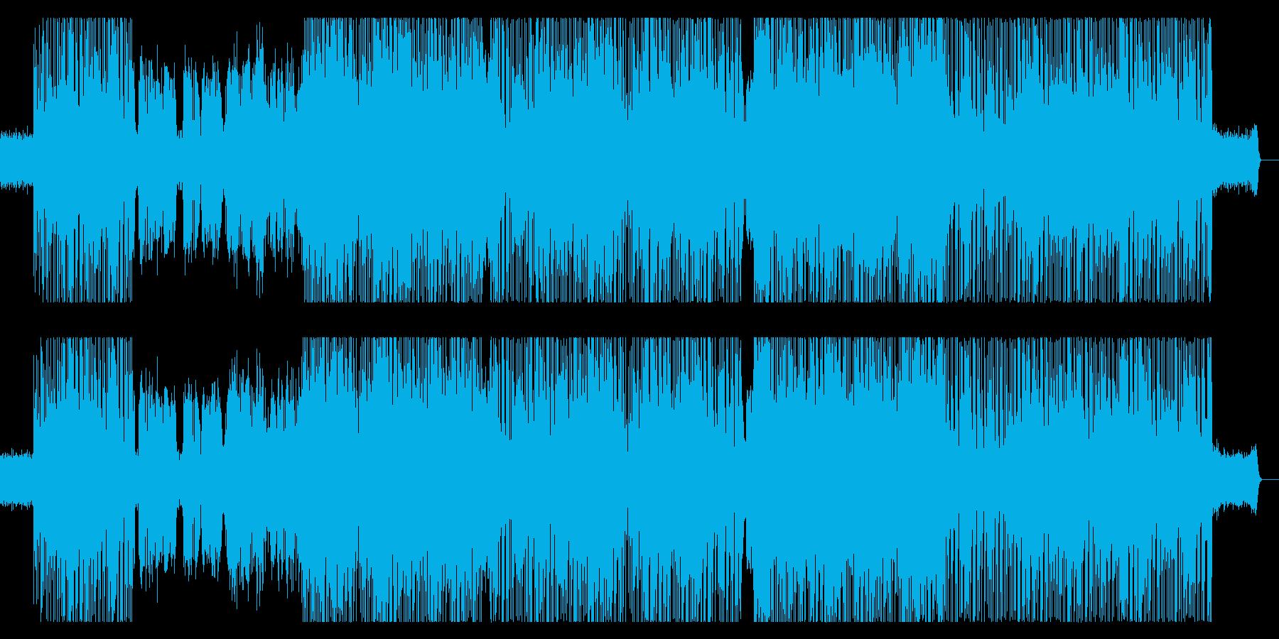 洋楽 女性ボーカル80s  シンセポップの再生済みの波形