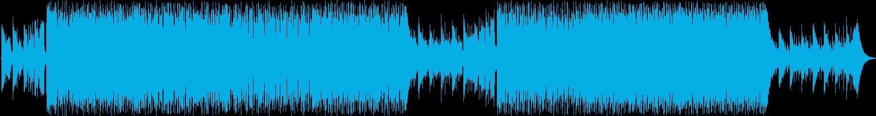 インディーロック ファンク ポジテ...の再生済みの波形