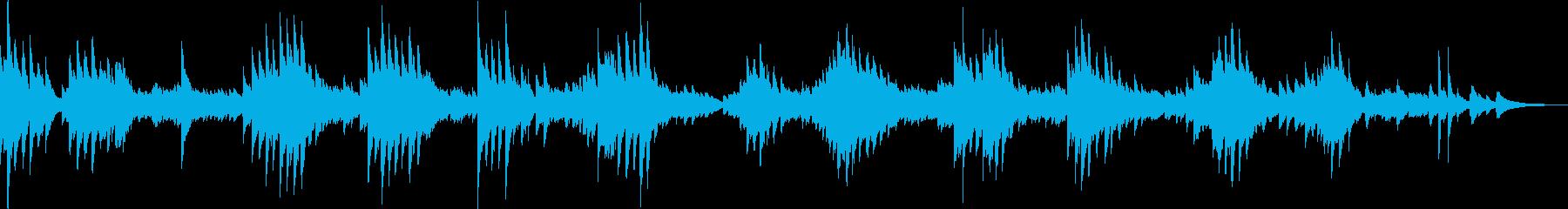 喪失(ピアノソロ・悲しい・絶望・劇伴)の再生済みの波形