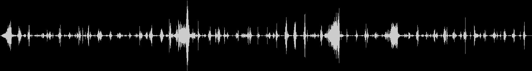 ビッグチョップスアンドスロッピーチ...の未再生の波形