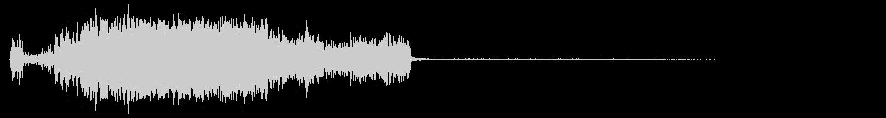 電気_感電_03の未再生の波形
