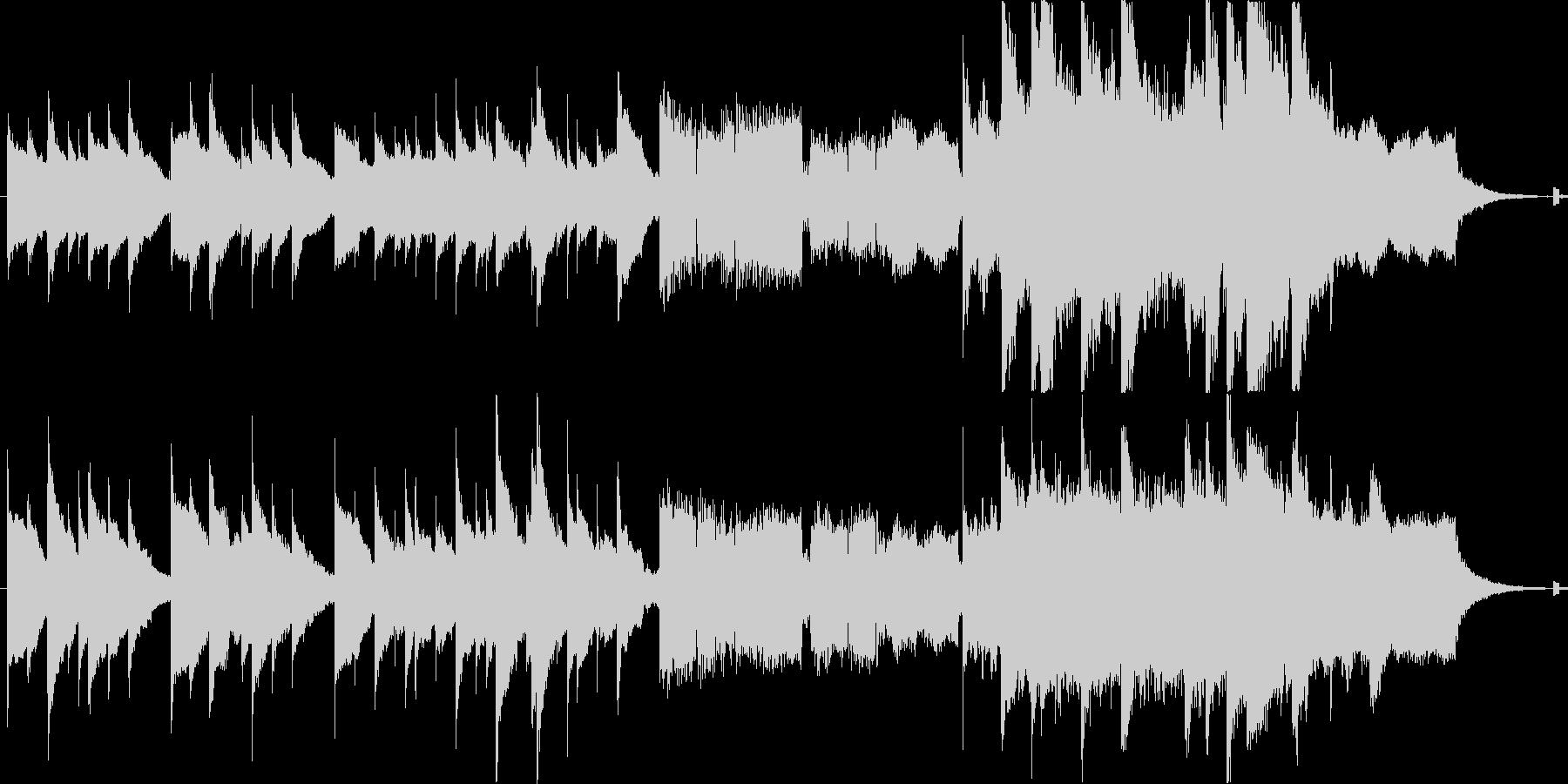 R.ワーグナーによる有名なブライダ...の未再生の波形