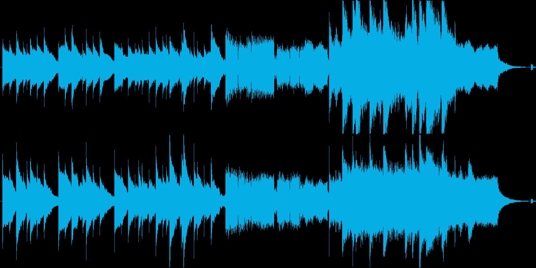 R.ワーグナーによる有名なブライダ...の再生済みの波形