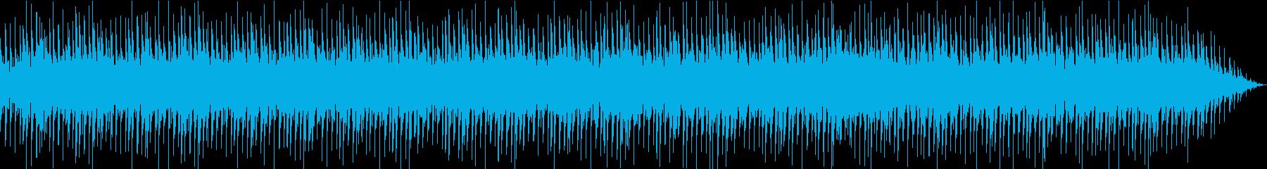 ホラー・スローテンポ・ドラムンベースの再生済みの波形