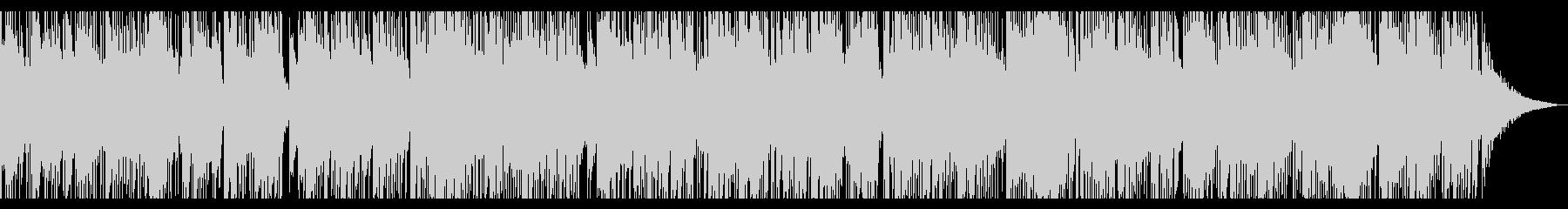 夏らしいボサノバ / カフェの未再生の波形