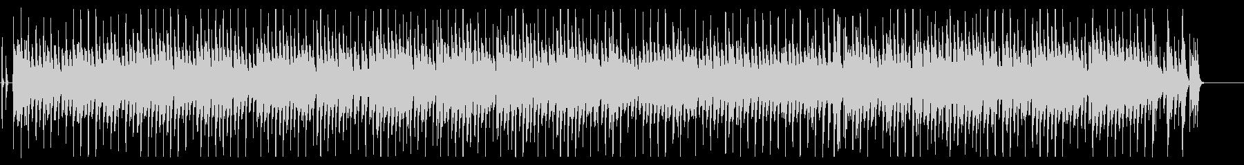 明るく元気・コミカルで可愛いリコーダー曲の未再生の波形
