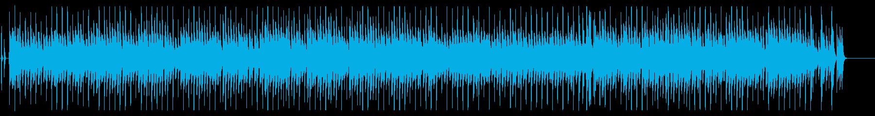 明るく元気・コミカルで可愛いリコーダー曲の再生済みの波形