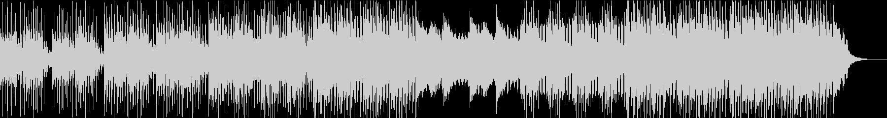 ポップ テクノ 実験的な アクティ...の未再生の波形