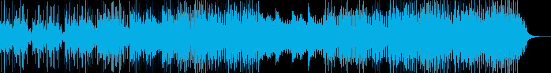 ポップ テクノ 実験的な アクティ...の再生済みの波形