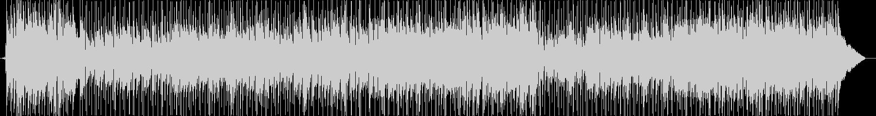 ダブルエンテンドファニークィーキーソングの未再生の波形